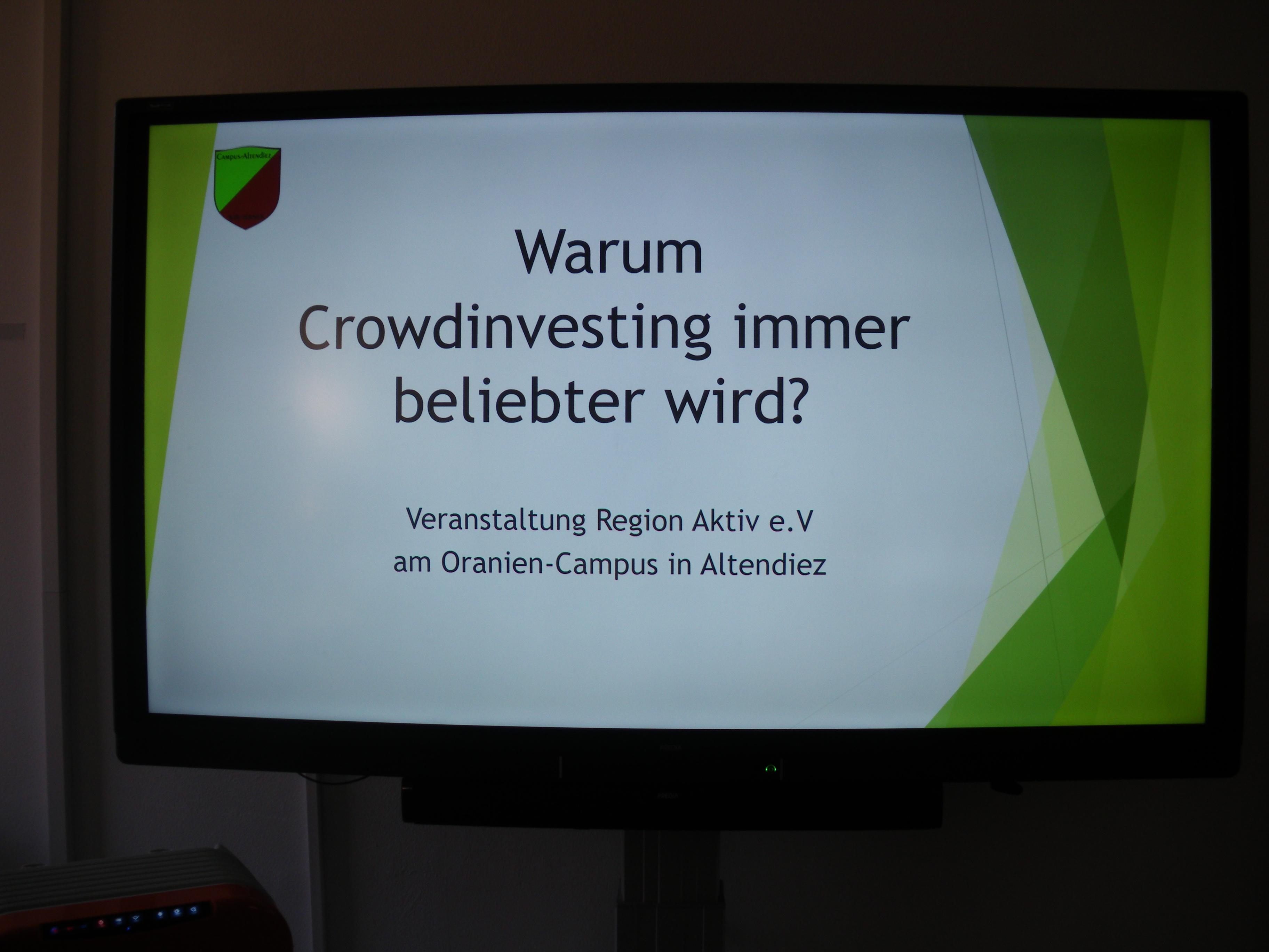 16.10.2018 crowdinvesting im Oranien Campus