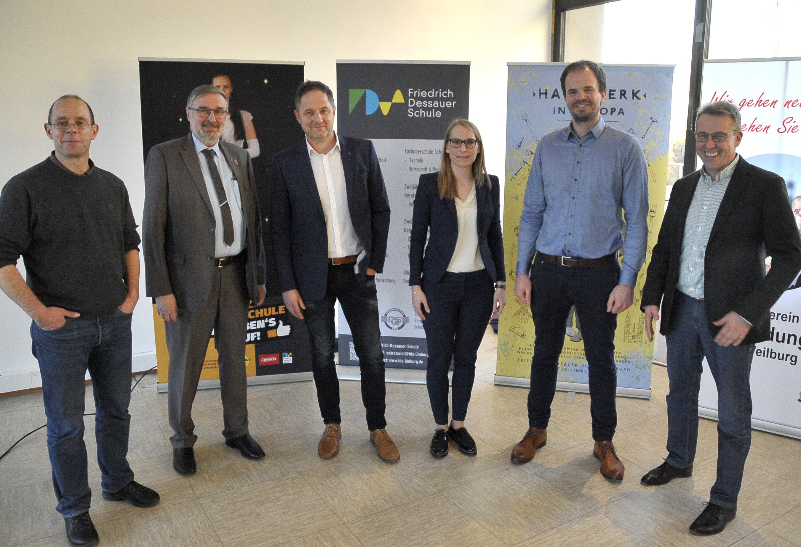 """""""Arbeitskreis Robotik"""": Auftaktveranstaltung am 25. Februar 2019 in der Friedrich-Dessauer-Schule, Limburg"""